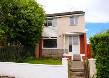 Thumbnail 3 bed end terrace house for sale in Bothwick Way, Paisley