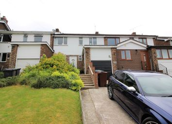 Thumbnail 3 bed town house for sale in Simons Close, Glossop
