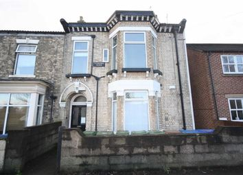 Thumbnail 1 bedroom flat to rent in Hull Road, Hessle