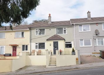 Thumbnail 3 bed terraced house for sale in Bampfylde Way, Plymouth