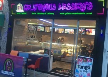 Thumbnail Restaurant/cafe for sale in Chillingham Road, Heaton, Newcastle Upon Tyne