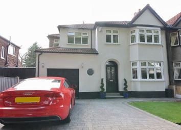 4 bed semi-detached house for sale in Darby Road, Grassendale, Liverpool - L19