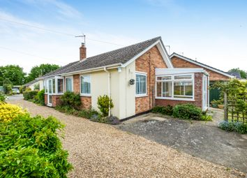 Thumbnail 2 bed detached bungalow for sale in Elms Close, Earsham, Bungay