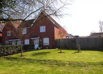 Thumbnail 2 bed end terrace house for sale in Harehurst Walk, Waterlooville, Hampshire