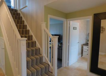 Thumbnail 4 bedroom detached house to rent in Spitfire Road, Castle Donington, Derby