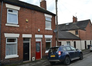 Thumbnail 2 bed end terrace house for sale in North Street, Newcastle-Under-Lyme