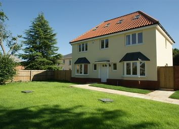 Thumbnail 5 bed detached house to rent in Wintershull Close, Takeley, Bishop's Stortford