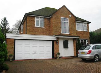 Thumbnail 3 bed detached house to rent in Woodlea Drive, Solihull, Birmingham