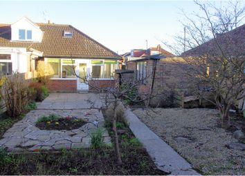 Thumbnail 3 bed semi-detached bungalow for sale in Kirkham Road, Harrogate