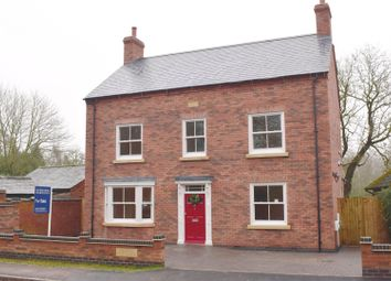 Thumbnail 6 bed detached house for sale in Chapel Lane, Walton, Lutterworth