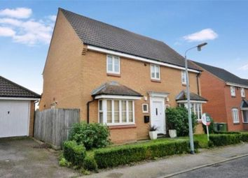 Thumbnail 4 bedroom detached house for sale in Poppyfields, Horsford, Norwich
