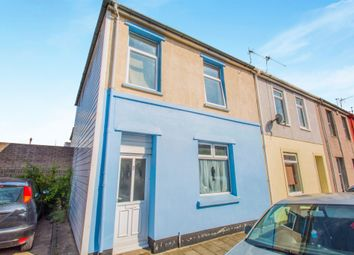 Thumbnail 3 bedroom end terrace house for sale in Elm Street, Roath, Cardiff