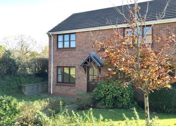Thumbnail 2 bed semi-detached house to rent in Maple Avenue, Haverfordwest, Pembrokeshire