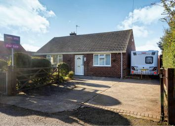 Thumbnail 2 bed detached bungalow for sale in Ulyett Lane, West Butterwick