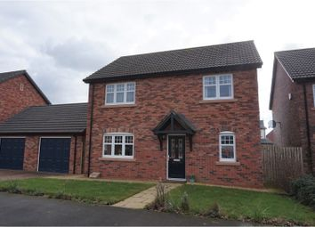Thumbnail 3 bed detached house for sale in Birchwood Way, Dumfries