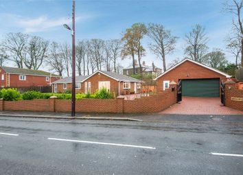 Thumbnail 4 bed detached bungalow for sale in High West Road, Crook, Durham