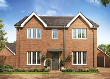 Thumbnail 4 bed property for sale in Heather Gardens, Off Back Lane, Hethersett, Norwich