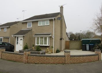 Thumbnail 3 bed link-detached house for sale in Queen Emmas Dyke, Witney