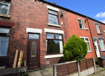 Thumbnail 2 bed terraced house for sale in Second Avenue, Heaton, Bolton