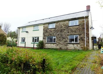Thumbnail 3 bed semi-detached house for sale in Berthllwyd, Llanwrtyd Wells, Powys