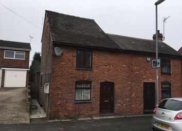Thumbnail 2 bed cottage to rent in Field Lane, Burton Upon Trent, Staffordshire