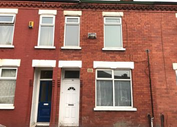 Thumbnail 1 bed flat to rent in Swallow Street, Longsight, Manchester