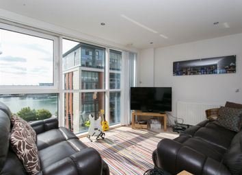 Thumbnail 2 bed flat for sale in Oceanis Apartments, London