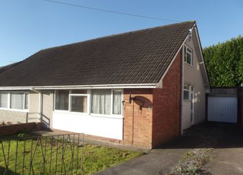 Thumbnail 3 bed bungalow to rent in Alyson Way.., Pencoed
