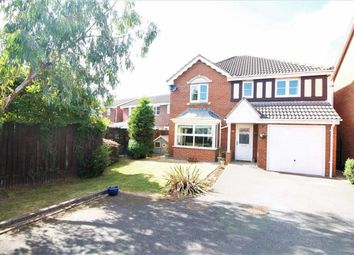 Thumbnail 4 bed detached house for sale in Cornpoppy Avenue, Monmouth