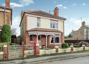 Thumbnail 4 bed detached house for sale in Bowthorpe Road, Wisbech