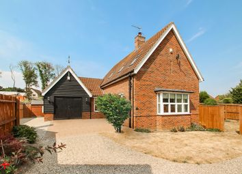 Thumbnail 2 bed bungalow for sale in Sandpit Close, Rushmere St Andrew, Ipswich