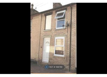 Thumbnail 2 bed terraced house to rent in Regent Street, Stowmarket