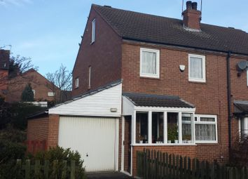 Thumbnail 3 bed semi-detached house to rent in Sunbeam Place, Leeds