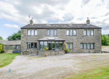 Thumbnail 6 bed detached house for sale in Old Stone Trough Lane, Kelbrook, Barnoldswick