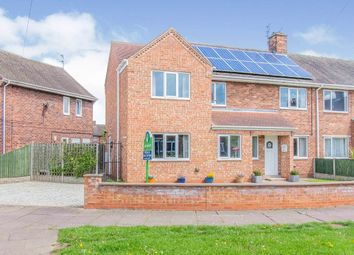 Thumbnail 4 bed semi-detached house for sale in Charles Drive, Goole