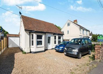 Thumbnail 3 bed bungalow for sale in Minster Road, Minster On Sea, Sheerness
