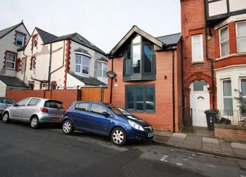 Thumbnail 1 bed property to rent in Claude Place, Roath, Cardiff