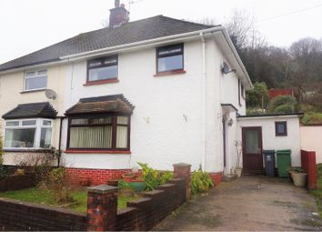 Thumbnail 3 bed semi-detached house for sale in Green Meadow Drive, Tongwynlais