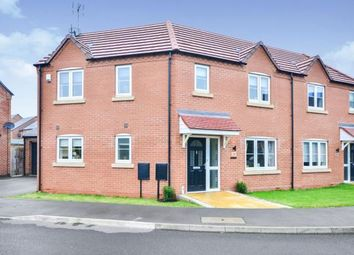 Thumbnail 3 bed semi-detached house for sale in Adams Park Way, Kirkby-In-Ashfield, Nottingham, Nottinghamshire