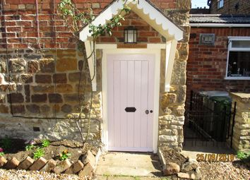 Thumbnail 1 bed cottage to rent in North Street West, Uppingham