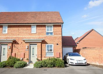 Thumbnail 3 bed semi-detached house for sale in Gilhespy Way, Westbury