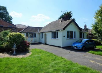 Thumbnail 3 bed detached bungalow for sale in Pickering Street, Maidstone