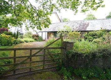 Thumbnail 6 bed semi-detached house for sale in Llandetty Hall Farm, Llandetty, Brecon, Powys