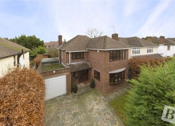 Thumbnail 3 bed detached house for sale in Nelwyn Avenue, Emerson Park