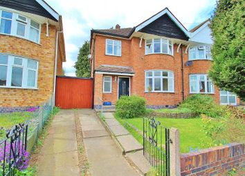 Thumbnail 3 bed property for sale in Ambergate Drive, Birstall, Leicestershire