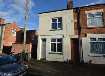 Thumbnail 2 bed terraced house for sale in Pope Street, Knighton Fields, Leicester