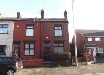 Thumbnail 3 bed end terrace house for sale in Bank Street, Golborne, Warrington