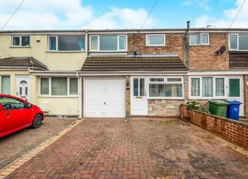 Thumbnail 3 bed terraced house for sale in Chalfont Avenue, Longford, Cannock, Staffordshire