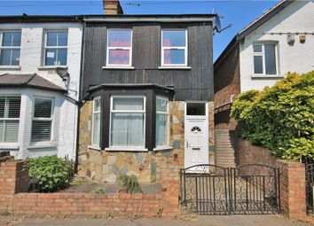 Thumbnail 4 bed semi-detached house to rent in Wraysbury Road, Staines, Middlesex