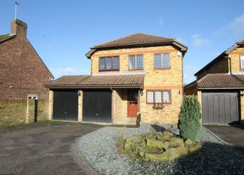 Thumbnail 4 bedroom detached house for sale in Chailey Place, Hersham, Walton-On-Thames
